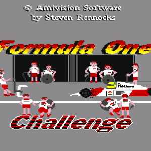Formula One Challenge racing game