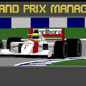 Grand Prix Manager racing game