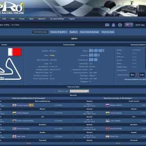 Grand Prix Racing Online racing game